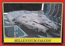 2016 Topps Star Wars Rogue One:Mission Briefing, MILLENNIUM FALCON, #85