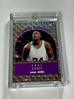 1999 COLLECTORS EDGE PAUL PIERCE AUTHENTIC GAME BALL #GG4 (MR)