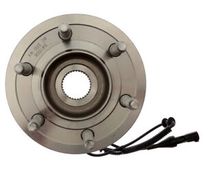 Wheel Bearing and Hub Assembly-R-Line Rear Raybestos 741008
