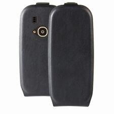 Funda con tapa negro Premium para Nokia 3310 2017 Cubierta de la caja de sobres
