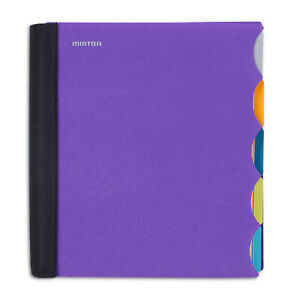 Durable Premium Spiral Notebook (5 Subject)