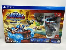New listing Skylanders Superchargers Starter Pack PS4 Playstation 4 Tested