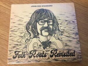 Cd  album -   John Cee Stannard (Tudor Lodge) – Folk Roots Revisited ( sealed )