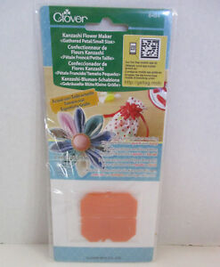 Clover Flower Maker Kanzashi Gathered Petal Small Size
