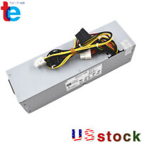 NEW Power Supply  For DELL OPTIPLEX 390 790 990 3010 SFF 2TXYM RV1C4 3WN11
