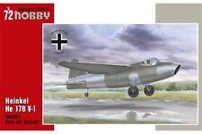 SPECIAL HOBBY SH72321 1/72 Heinkel He-178 V-1 World First Jet Aircraft
