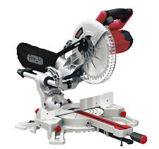 Lumberjack SCMS254SB 10 Inch Mitre Saw With Laser