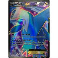 Latios EX 101/108 Full Ultra Rare Art Englisch NM/Mint