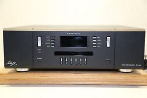 Crestron Adagio AADS Audio Amplifier Steuersystem System mit zwei AM/FM-Tunern