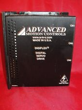 Advanced Motion Controls Digiflex 42356-0001 Servo Drive