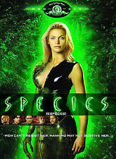 Species (DVD, 2004) New Sealed Rare