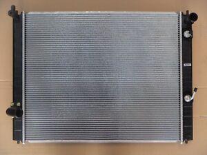 Radiator For Nissan Skyline Crossover J50 370GT V6 3.7Ltr 2009- Koyo New