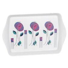 PEQUEÑO MORADO diseño de Rosa Bebidas o Snack Bandeja Leonardo CARLOS Mackintosh