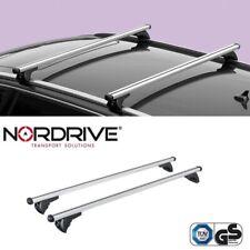 NORDRIVE NOWA ALU Dachträger für VW PASSAT VARIANT B8 - Gepäckträger - 2014+