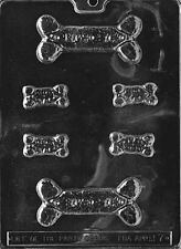 M007 People Bones Chocolate Candy Soap Mold with Instructions