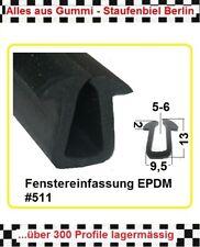 1,5m Bootsscheibe Scheibendichtung € 11,55//m  Fenstergummi 5040.03  aus BERLIN