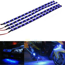 24 X Waterproof 12''/15 DC12V Motor LED Strip Underbody Light For Car Motorcycle