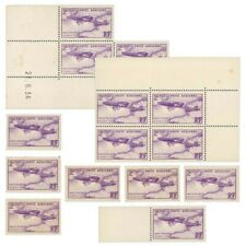 FRANCE PA N°7, LOT DE 14 TIMBRES NEUFS**/* DE 1934