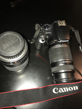 Canon EOS Rebel XSi 450D 12.2MP DSLR Digital Camera Bundle DS126181 (2 lenses)