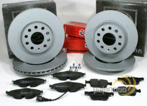 VW Arteon [3H] - Zimmermann Bremsscheiben Bremsbeläge für vorne und hinten