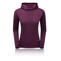 Montane Womens Medusa Hoodie Pink Purple Sports Outdoors Hooded Breathable