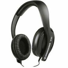 Sennheiser HD 202 II HD202II Professional Stereo DJ Headphones Black New