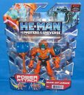 """MOTU He-Man Power Attack MAN AT ARMS *NEW* 6"""" Figure 2021 Masters Universe"""
