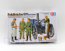 Tamiya Model 35247 1/35 German Feldkuche Field Kitchen Scenery