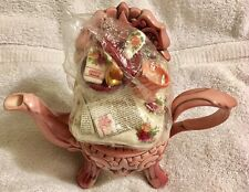Royal Albert Old Country Roses Pink Tea Pot by Paul Cardew Collectibles New