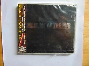 Meet Me At The Pub - Japan Release with Bonus Tracks - New CD - FREE POST