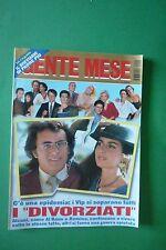 GENTE MESE 6/1999 ROMINA POWER ALBANO MADONNA SEAN PENN MICHAEL JACKSON-PRESLEY