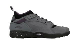 Nike ACG Air Revaderchi (AR0479-004) Grau Suede Sneaker Unisex Trainer NEU OVP