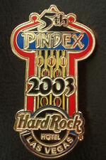 HRC Hard Rock Hotel Las Vegas Pindex 2003 LE700