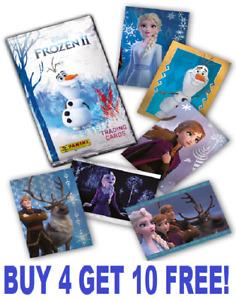 Panini Frozen 2 Trading Cards ☆ BUY 4 GET 10 FREE!! ☆ 2020 ☆ FREEPOST!