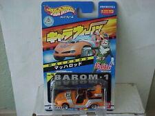 Hot Wheels Japan Bandai CW16 Barom 1 Machrod