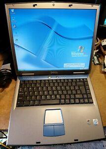 Vintage Dell Inspiron 1100 laptop , Pentium 4, PP07L