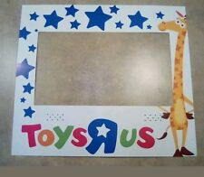 Toys R US Geoffrey TV/PC monitor frame *Very Rare*
