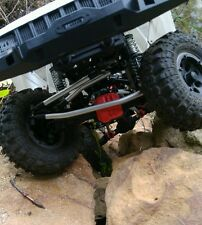 Axial Scx10 ii High Clearance Stainless Steel 4 Link W/Steering, Panhard Scx10.2