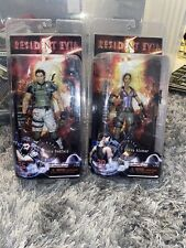Biohazard Resident Evil 5 Chris Redfield And Sheva Action Figure - New in Box