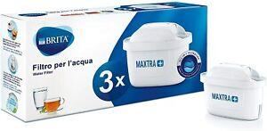 BRITA filtri MAXTRA+ Pack 3, Cartucce per caraffe filtranti