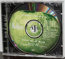 CAPITOL / APPLE PROMO CD DPRO-11153: The BEATLES Free As A Bird - 1995 USA
