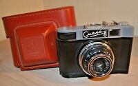 Vintage Soviet camera Smena 8. LOMO.