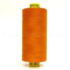 GUTERMANN Mara 120 100% POLYESTER THREAD 1094 yard/spool Reg. Sewing Color 1375