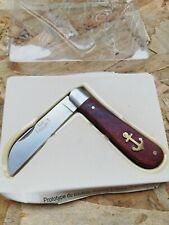 Couteau De Poche / Pocket Knife Collection Hachette Garentie 222 Neuf