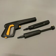 More details for titan pressure washer spray gun with extension & lance - used