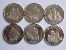 GILBERT ISLANDS 2014 6 coins ( I and II series)