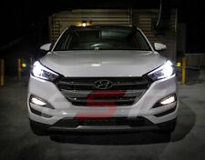 Hyundai Tucson 2015+ Lampade H7 G7 Led Bianco 6500K Anabbaglianti + Portalampade