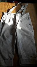 Vertbaudet Baby** Jungen ** Vintage Hose mit Hosenträgern Gr 18 Monate