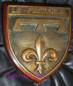 TB642 - TAPE DE BOUCHE Le PROVENCAL, Escorteur Rapide