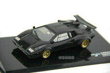 PALMA 1:43 Classic Lamborghini Countach LP400 Super Car Diecast Model Black